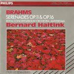 Pochette Serenades op.11 & op.16