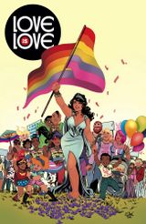 Couverture Love is Love