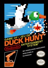 Jaquette Duck Hunt