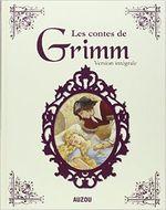 Couverture Les contes de Grimm