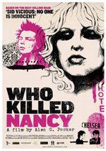 Affiche Who killed Nancy?