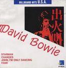Pochette David Bowie (Billboard Hits USA)