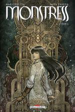 Couverture L'Éveil - Monstress, tome 1