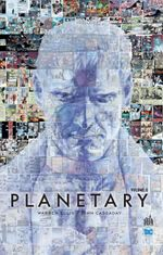 Couverture Planetary, tome 2