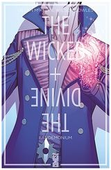 Couverture Fandemonium - The Wicked + The Divine, tome 2