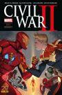 Couverture Civil War II, tome 1