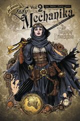 Couverture Lady Mechanika, Vol. 2