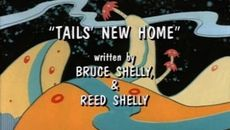 screenshots Tails' New Home