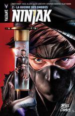 Couverture La Guerre des Ombres - Ninjak, tome 2