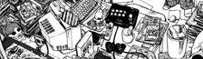 Cover Mes lectures manga (tentative désespérée d'organisation)