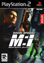 Jaquette Mission : Impossible - Operation Surma