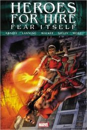 Couverture Heroes for hire: fear itself
