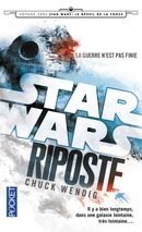 Couverture Riposte - Star Wars : Aftermath, tome 1