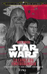 Couverture Star Wars : La Cavale du contrebandier