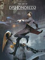 Couverture The Art of Dishonored 2