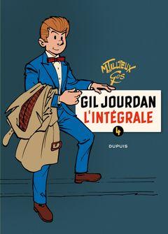 Couverture Gil Jourdan : L'Intégrale, tome 4