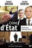 Affiche Crime d'État