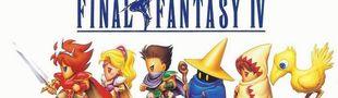 Jaquette Final Fantasy IV