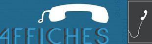 Cover Affiches : téléphone filaire