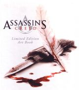 Couverture Assassin's Creed limited edition artbook
