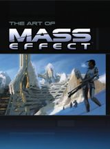 Couverture The Art of Mass Effect