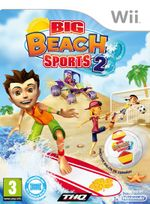 Jaquette Big Beach Sports 2