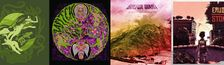 Cover Stoner - Doom - Space Rock - Desert Rock - Heavy Psychedelic - Sludge
