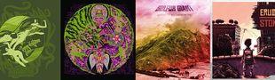 Cover Stoner - Doom - Space Rock - Desert Rock - Heavy Psychedelic - Sludge