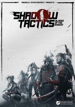 Jaquette Shadow Tactics : Blades of the Shogun