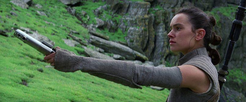 Illustration Daisy Ridley a raison : on connait déjà tous la vérité sur les parents de Rey