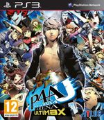 Jaquette Persona 4 : Arena Ultimax