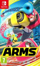 Jaquette ARMS