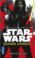 Couverture Star Wars : Sombre Apprenti