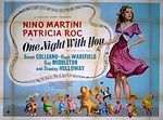 Affiche One night with you