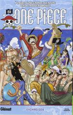 Couverture À l'aube d'une grande aventure dans le Nouveau Monde - One Piece, tome 61