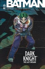 Couverture Dark Knight : The Last Crusade