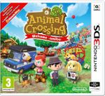 Jaquette Animal Crossing : New Leaf - Welcome Amiibo