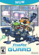 Jaquette Star Fox Guard