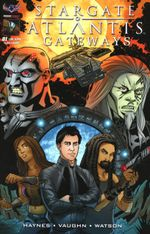Couverture Stargate Atlantis : Gateways