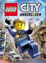 Jaquette LEGO City Undercover