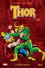 Couverture 1967 - Thor : L'Intégrale, tome 9