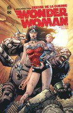 Couverture Résurrection - Wonder Woman : Déesse de la guerre, tome 3