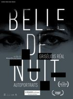 Affiche Belle de nuit - Grisélidis Réal, autoportraits