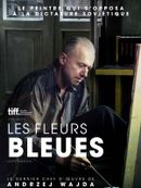 Affiche Les Fleurs bleues