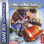 Jaquette Micro Machines