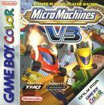 Jaquette Micro Machines V3