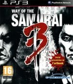 Jaquette Way of the Samurai 3