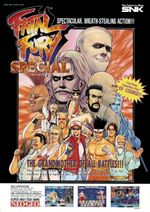 Jaquette Fatal Fury Special