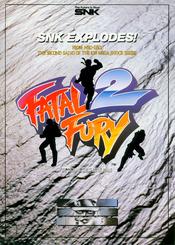 Jaquette Fatal Fury 2