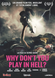 Affiche Why Don't You Play in Hell?